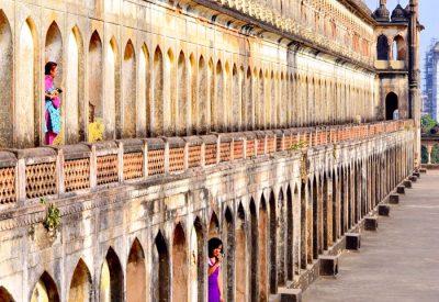 Imambara building in Lucknow
